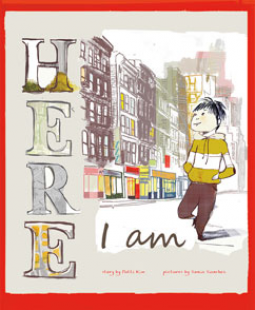 Here I Am book cover