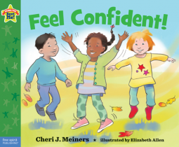 Feel Confident! book cover