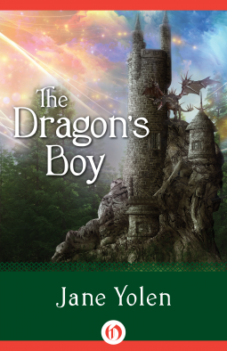 The Dragon's Boy book cover
