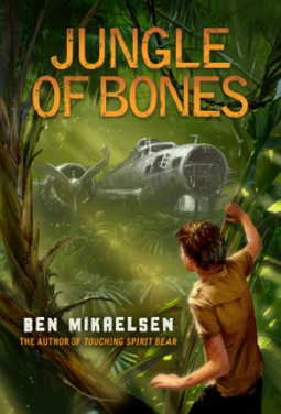 Jungle of Bones book cover