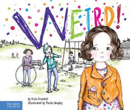 Weird! book cover