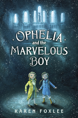 Ophelia and the Marvelous Boy book cover
