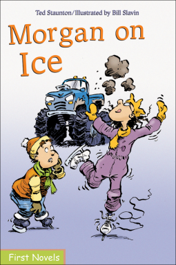 Morgan on Ice book cover