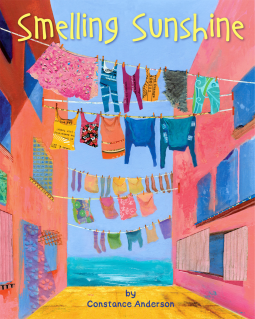 Smelling Sunshine book cover
