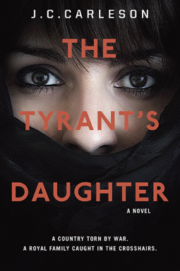 The Tyrant's Daughter Cover