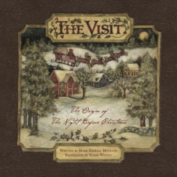 The Visit book cover
