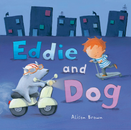 Eddie and Dog book cover