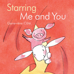 Starring Me and You book cover