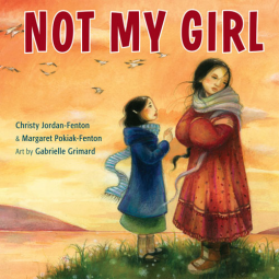 Not My Girl book cover