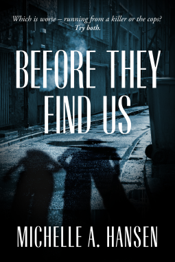 Before They Find Us cover