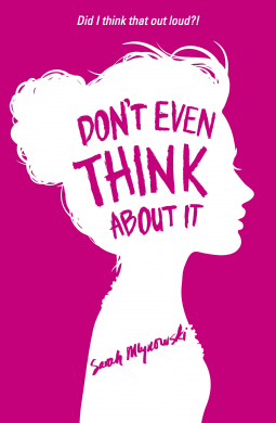 Image result for don't even think about it sarah mlynowski