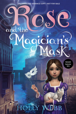 https://www.goodreads.com/book/show/21996384-rose-and-the-magician-s-mask