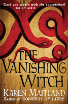 The Vanishing Witch Karen Maitland