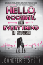 Cover Image: Hello, Goodbye, and Everything in Between