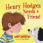 Cover Image: Henry Hodges Needs a Friend