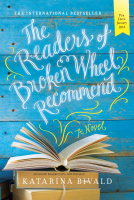 Book Jacket, The Readers of Broken Wheel Recommend, by Katarina Bivald