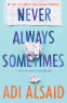Cover Image: Never Always Sometimes