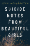 Cover Image: Suicide Notes from Beautiful Girls