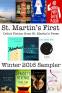 Cover Image: St. Martin's First: Winter 2016 Sampler