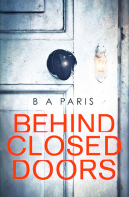Image result for behind closed doors by ba paris