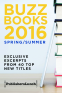 Cover Image: Buzz Books 2016: Spring/Summer