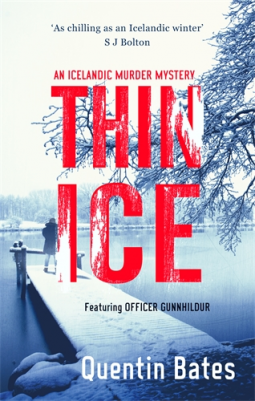 The Quiet Knitter: Thin Ice - Book Review