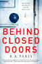 Cover Image: Behind Closed Doors