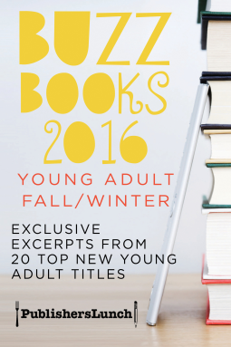 Buzz Books 2016 Young Adult Fall/Winter Book Cover