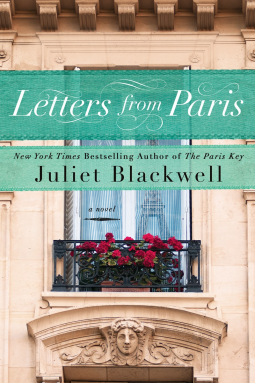 Letters from Paris Book Cover