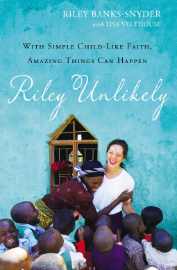 Riley Unlikely Book Cover