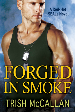 Forged in Smoke Book Cover