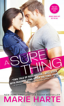 A Sure Thing Book Cover