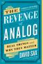 Cover Image: The Revenge of Analog