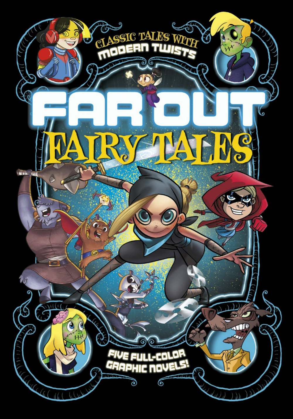 Far Out Fairy Tales Book Review