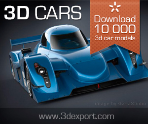 3D Car Models