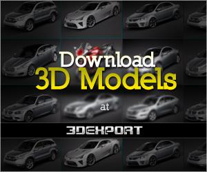 Buy & Sell 3D Models, Realistic 3D Models, Professional 3D Models at 3DExport