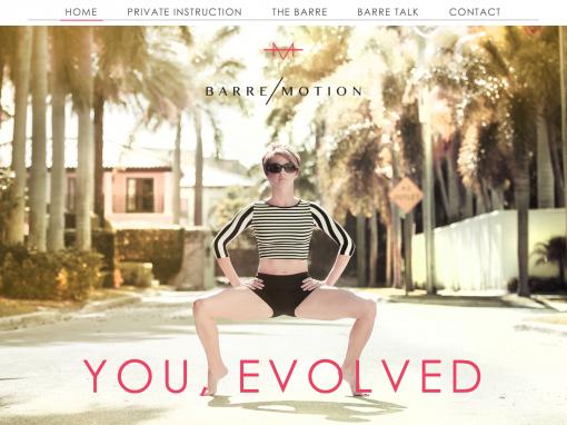 Barre Motion Miami