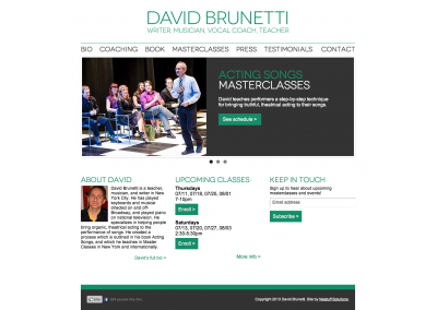 David Brunetti