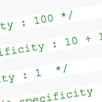 Preview for Quick Tip: Understanding CSS Specificity