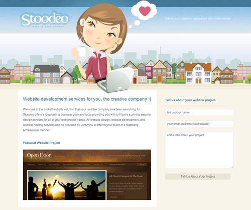 Character Design For Website : Inspiration character illustrations in website design