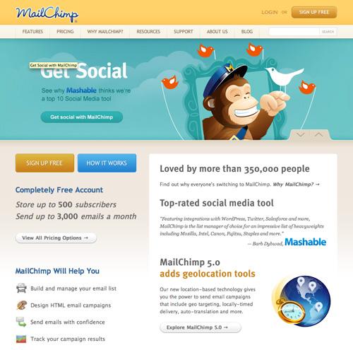 Best Character Design Websites : Inspiration character illustrations in website design