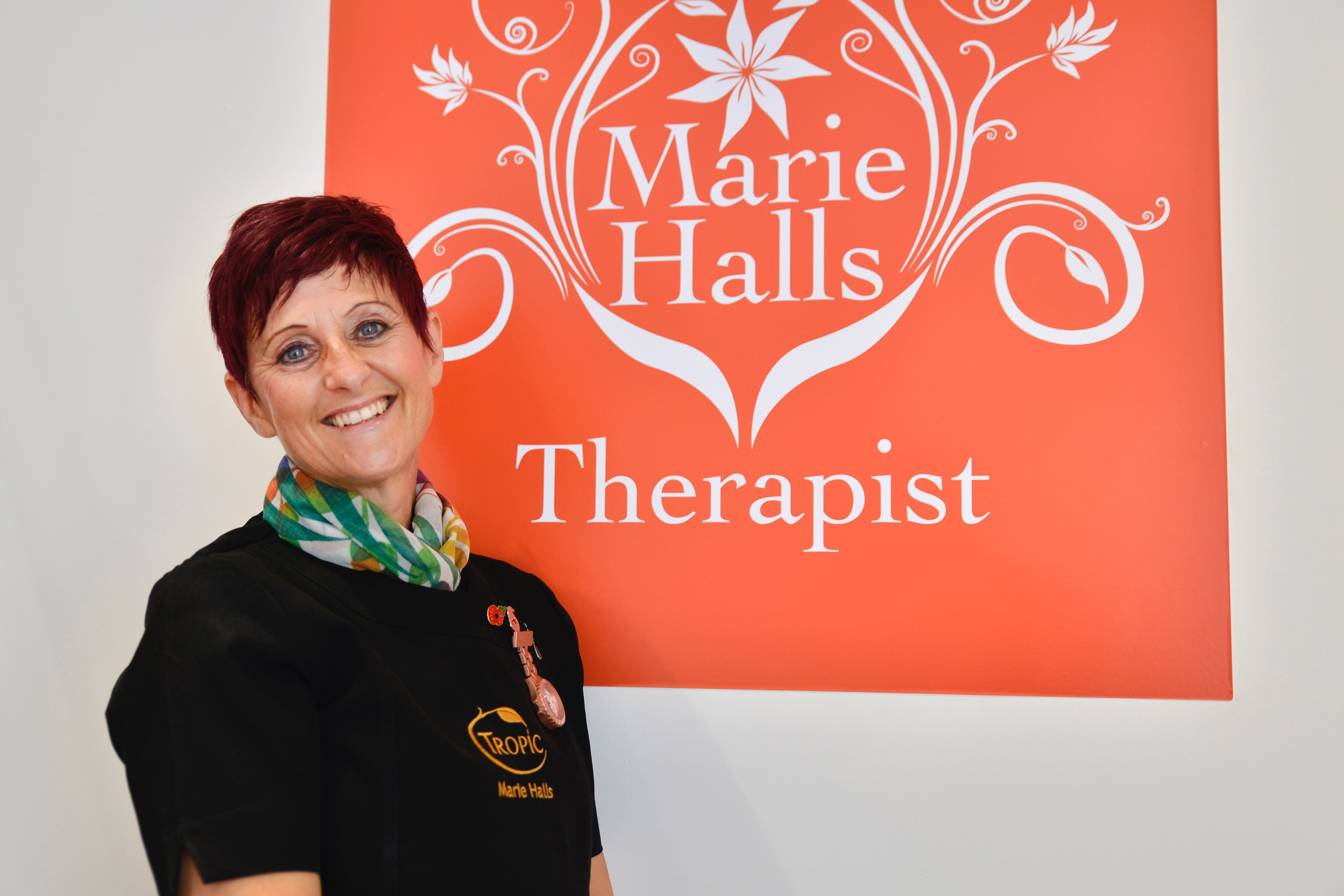 MARIE HALLS