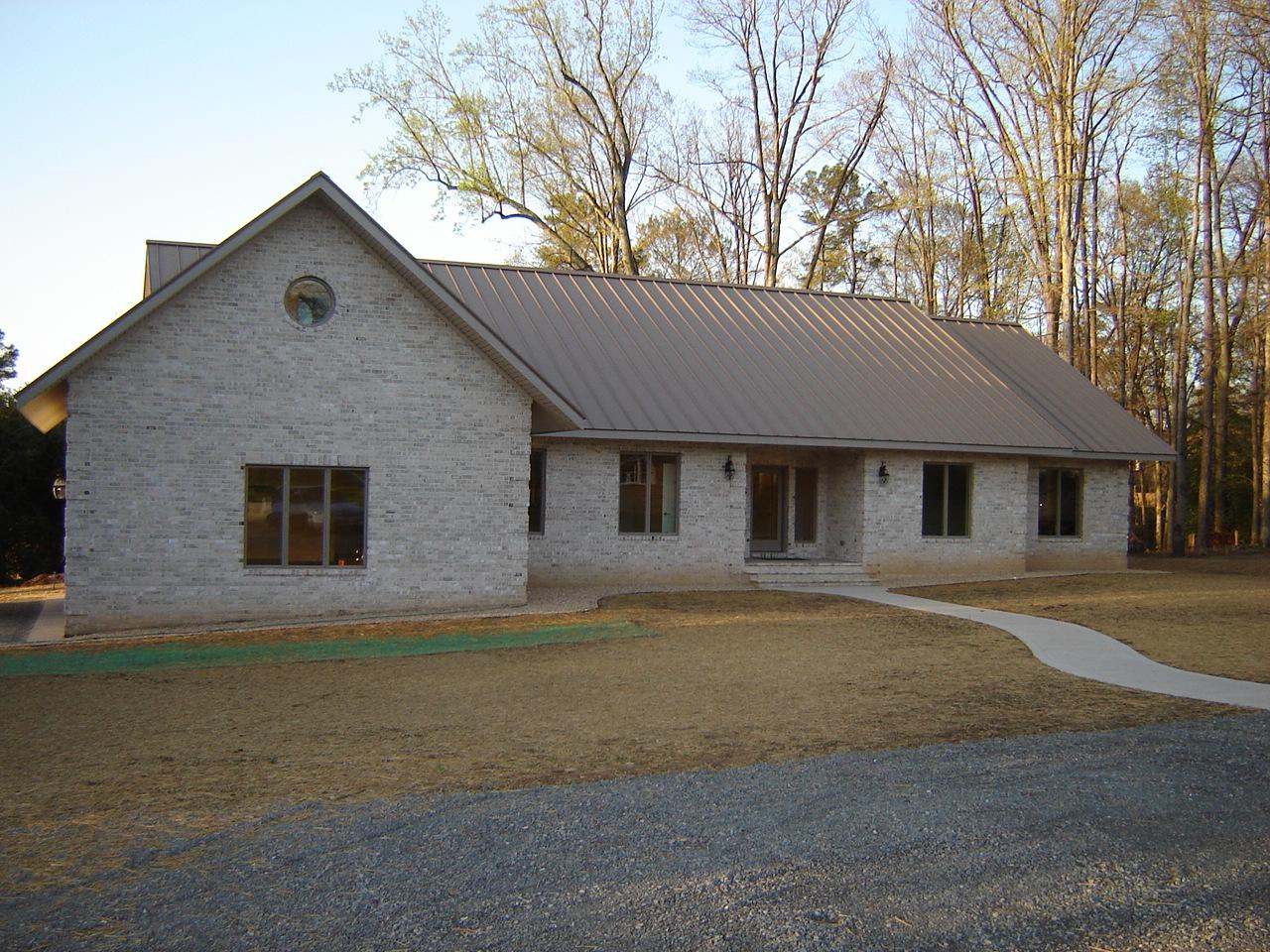 Glen Allen Solar House