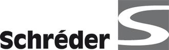 Large schreder logo