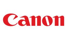 Large logos canon fondo blanco