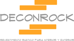 Large logo deconrock