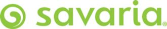 Large savaria logo green r web