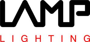 Large logo lamp