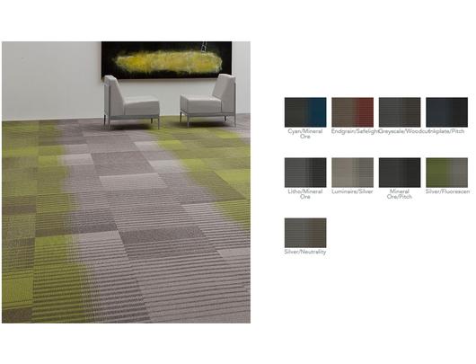 Halftone Transition | Alfombras Alto Tráfico - Diseños de Transición | Tandus - AB Küpfer