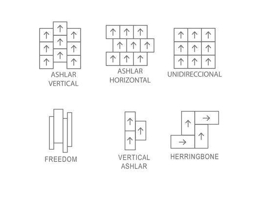 Métodos de Instalación | Alfombras Alto Tráfico - Formato Freedom | Tandus - AB Küpfer